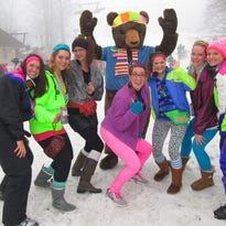 Ski back to the '80s at Beech Mountain Retro Weekend