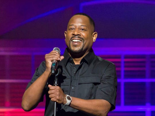 """Martin Lawrence headlines """"The Lit AF"""" tour in late March."""