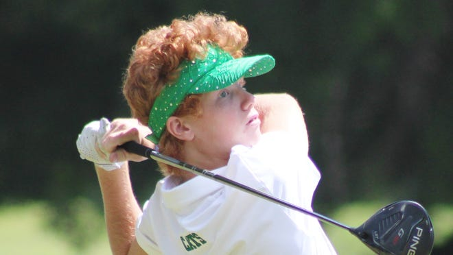 Mogadore's Dillon Pendergast shot a 4-under par 30 at Paradise Lake Country Club in Suffield against Garfield on Tuesday.