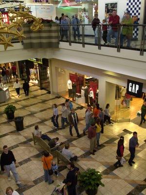Holiday shopping at Florence Mall