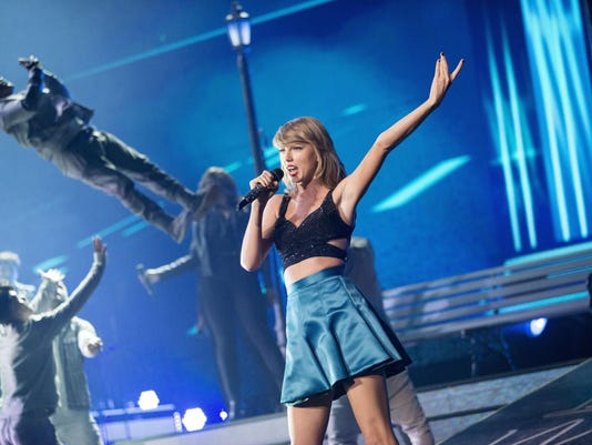 Taylor Swift The 1989 World Tour Live In Glasgow