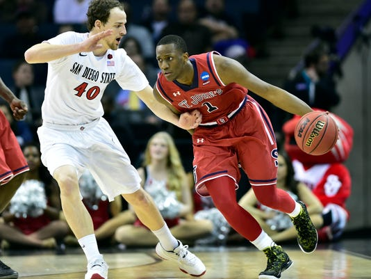 NCAA Basketball: NCAA Tournament-2nd Round-San Diego State vs St. John's