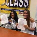 Walther, Watchman choose Haskell hoops