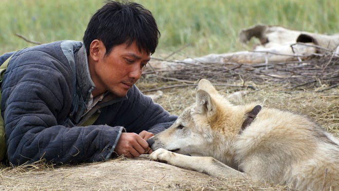 """""""Wolf Totem"""" has stunning visuals and majestic wolves, but falls short on story."""