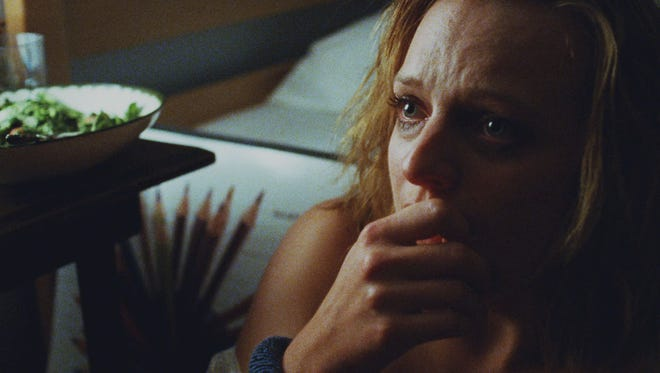 """Elisabeth Moss plays a woman on the brink in """"Queen of Earth."""""""