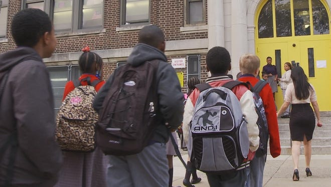 """A scene from """"Backpack Full of Cash,"""" which will be screened by Rivertown Film at the Nyack Center at 8 p.m. Jan. 27."""