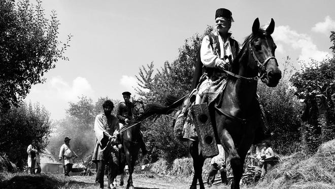 """Teodor Corbin stars in """"Aferim!"""", a Romanian take on the classic Hollywood Western."""