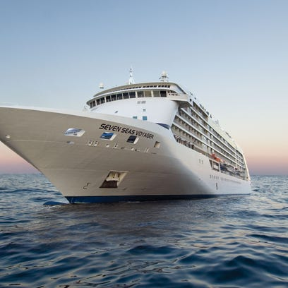 First look: Inside Seven Seas Voyager, the top-rated luxury ship that just got a massive makeover