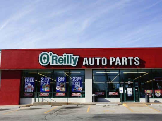 An O'Reilly Auto Parts store is planned for U.S. 41