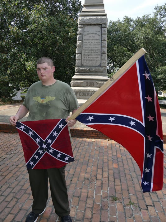 Confederate monument 1