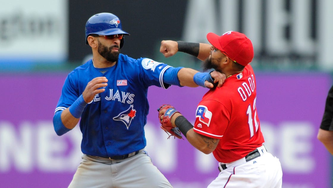 Rangers, Blue Jays primed to resume intense rivalry in ALDS