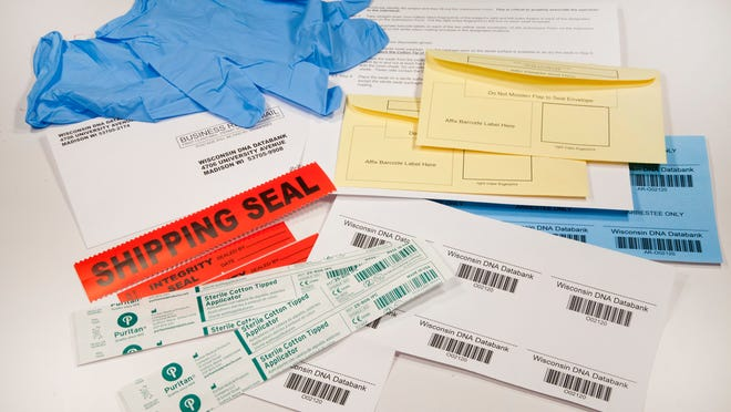 Wisconsin has been collecting approximately 12,000 DNA samples from convicted felons annually, but state justice officials anticipate 68,000 new samples to be added in the first year of the new law taking effect.