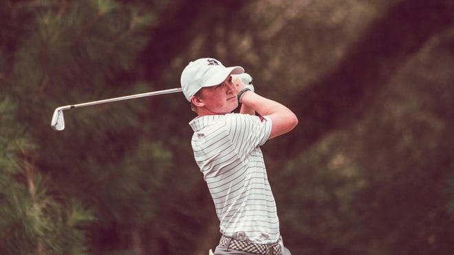 Texas Tech golfer Sandy Scott has been a two-time second-team all-American. Scott will play in the biggest event of his career this week when he starts play Thursday in the U.S. Open at Winged Foot.