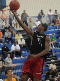 Former UC guard Sean Kilpatrick competing in the 2009 summer league.