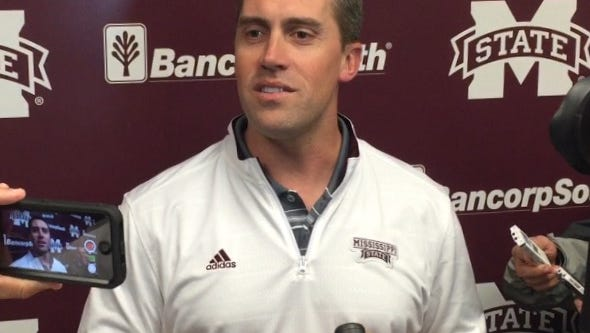 Mississippi State introduced three new defensive coaches on Monday, including defensive coordinator Peter Sirmon.