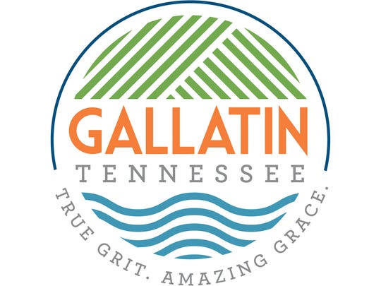 Gallatin's first city logo was unveiled Friday, Dec.