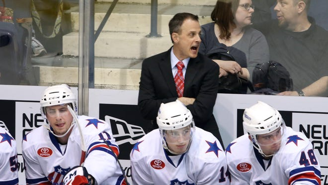 Former #Amerks coach Chadd Cassidy is returning to his hometown to coach the Northwood Prep school