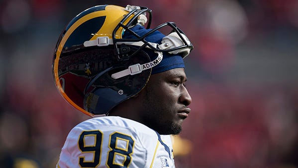 """Devin Gardner: """"I don't worry about stuff I can't control."""""""