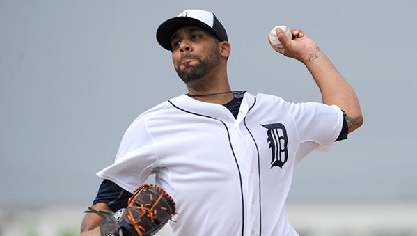 David Price starts for the Tigers Tuesday against the Pirates.