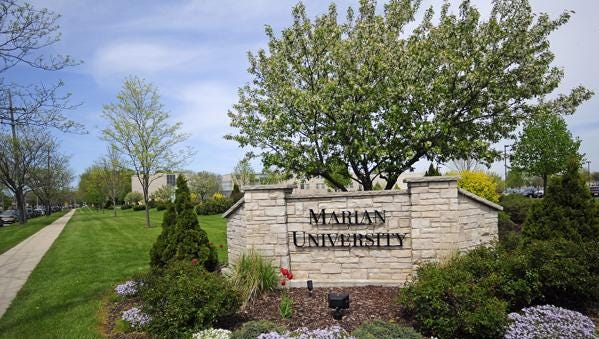 Budget cuts at Marian University have reduced staff and eliminated some majors, according to a recent memo sent to faculty and staff by Interim President Bob Fale.