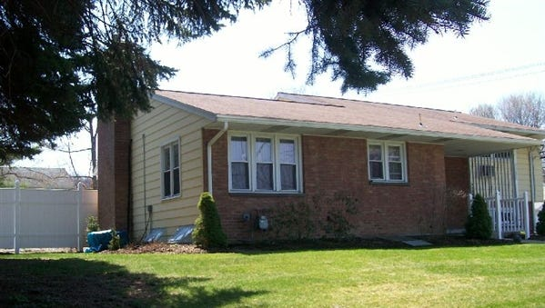 This property at 3100 Briarcliff Ave. in Vestal recently sold for $183,500.