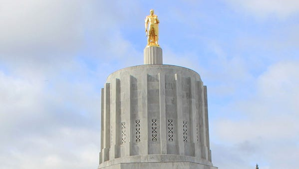 The Oregon Legislature is considering overhauling the state's tax system.