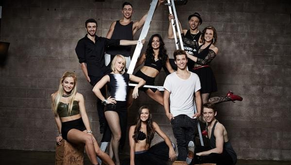 So You Think You Can Dance Tour 2014 brings Season 11's top 10 dancers to the Peace Center.