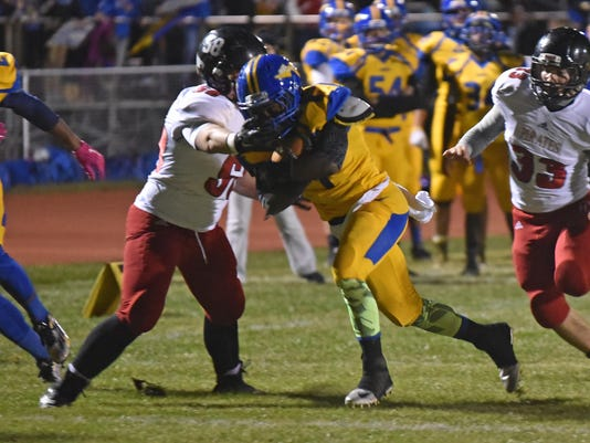 Buena-West Deptford football preview