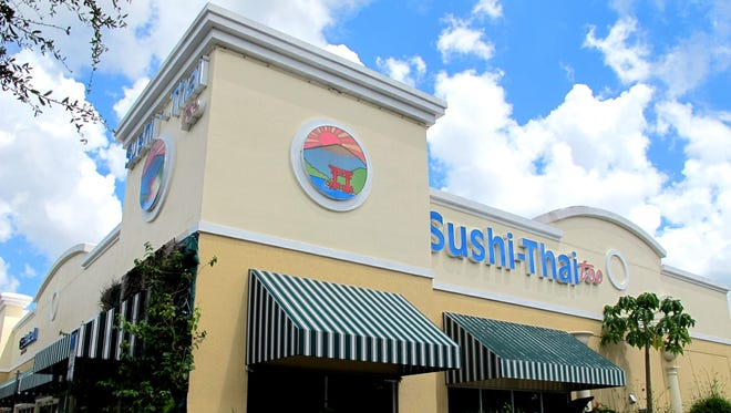 Sushi-Thai Too in the Prado at Spring Creek retail center in Bonita Springs will more than triple its size when it relocates to the former Big Al's space in the same center.