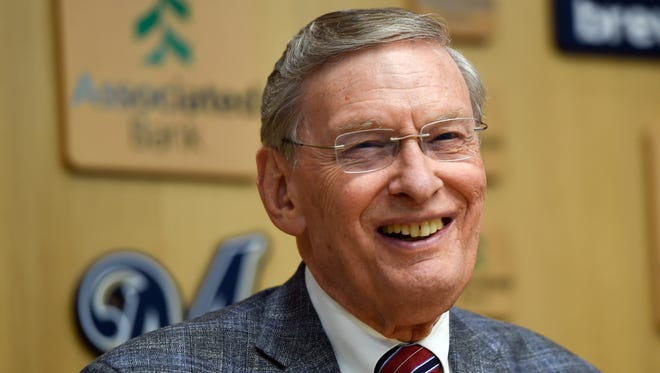 Former MLB Commissioner and Milwaukee Brewers owner Bud Selig.