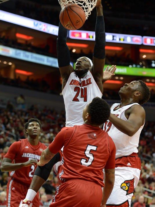 NCAA Basketball: Jacksonville State at Louisville