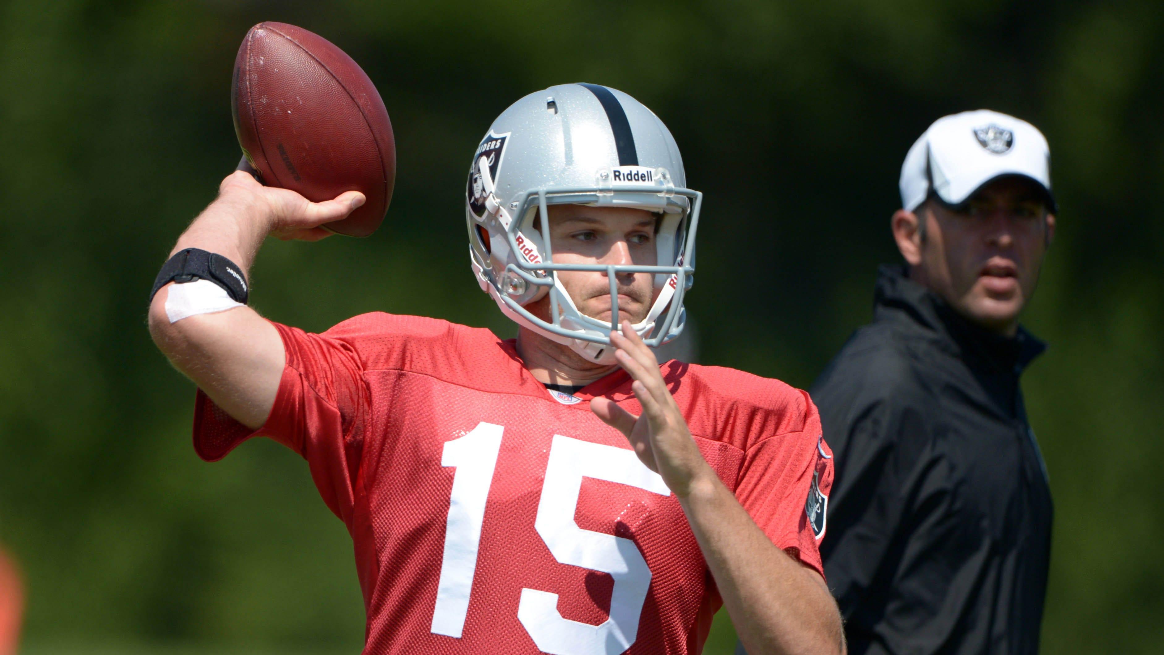 29. Matt Flynn, Oakland Raiders