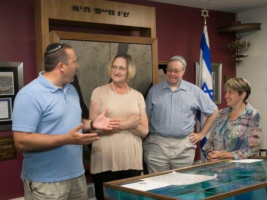Congregation B'nai Israel, a Conservative Jewish synagogue