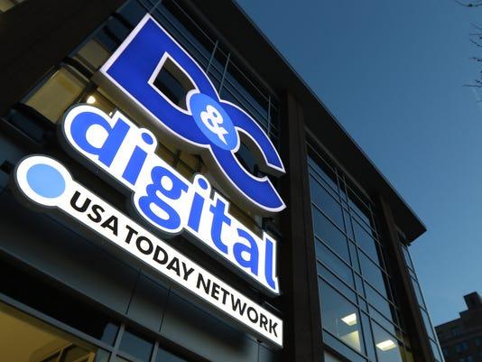 D&C Digital sign