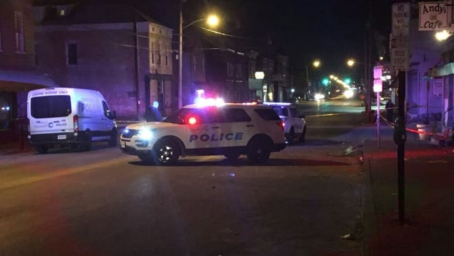 Police are investigating after one woman was shot and killed in Carthage Friday night.