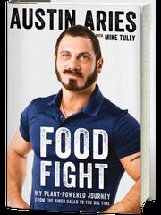 Austin Aries' memoir talks about his road to becoming vegan as a wrestler.