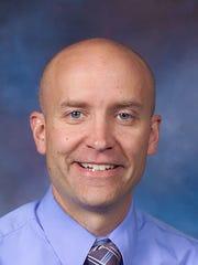 Matt Degner, assistant superintendent of the Iowa City