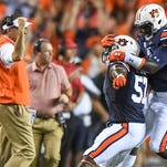 Auburn ranked in both AP and Coaches poll for first time this season