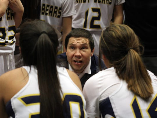 Box Elder coach Joel Rosette led the Bears to the Class