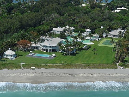 Celine Dion Drops Sales Price On Treasure Coast Vacation Home