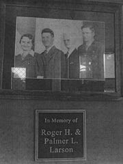 An undated photo provided by the Eagle Grove library