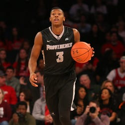 Providence Friars guard Kris Dunn (3) could be the first point guard taken in the upcoming NBA draft.