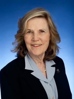 Bonnie Hommrich is commissioner of the Tennessee Department of Children's Services.