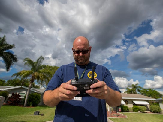 Cape Coral resident Frank Jensen is a certified commercial