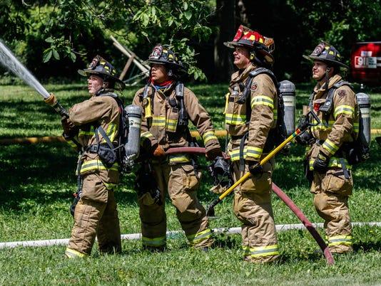 MWC Fire Training 4247