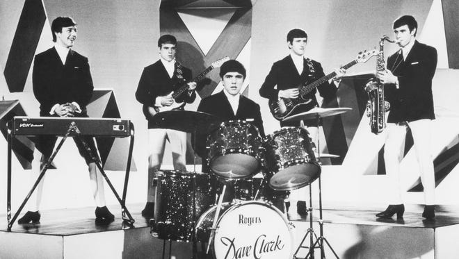 The Dave Clark Five gets the 'Great Performances' treatment from PBS on April 8.