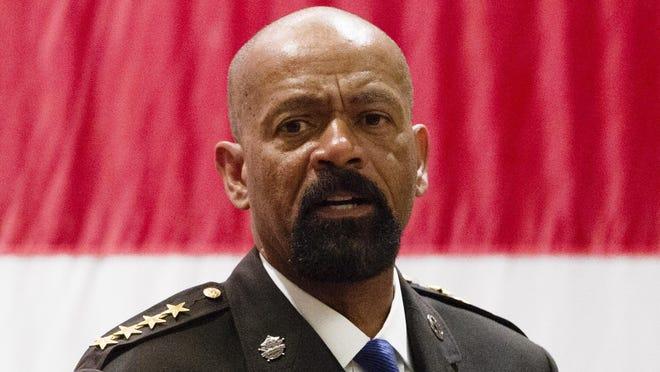 Milwaukee County Sheriff David A Clarke, Jr.