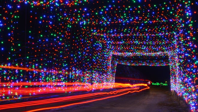 The next Mobilize Community Walk will be Sunday at Space Coast Lightfest in Wickham Park.