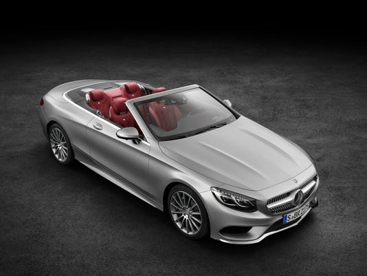 The all-new S-Class Cabriolet