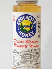 Crockett's Honey - Desert Blossom Mesquite Honey